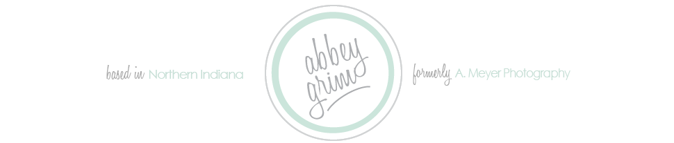 Abbey Grim Photography logo